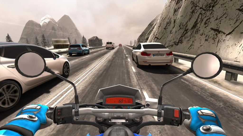 Traffic Rider Review:- The Next-Generation Of Endless Motorbike Racing.