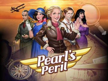 Pearl's Peril - Hidden Object Games - Review