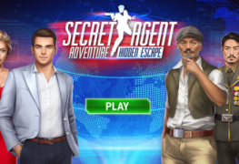 Mystery Adventure Games Spy Agent Escape Room: Review