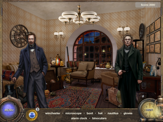 Captain Nemo Games - Find The Hidden Object Game - Review