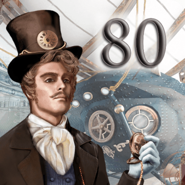 Hidden Object Adventure Games - Around The World in 80 Days - Review