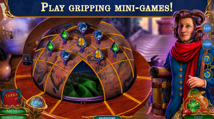 Hidden Objects - Labyrinths 10 (Free To Play): Review