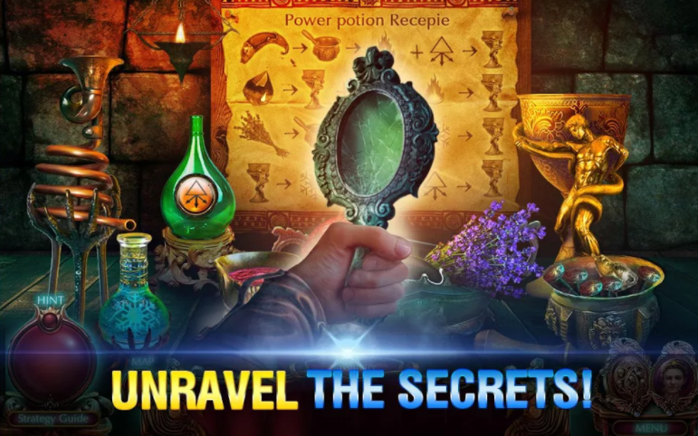 Hidden Object - Dark Romance 4 (Free to Play): Review