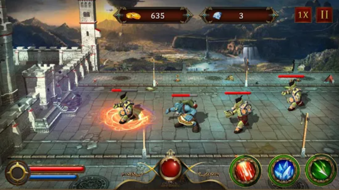 Castle Defense - Tower Defense Game: Review