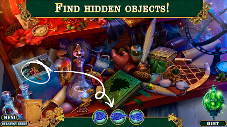 Hidden Objects - Enchanted Kingdom 6 Free To Play: Review