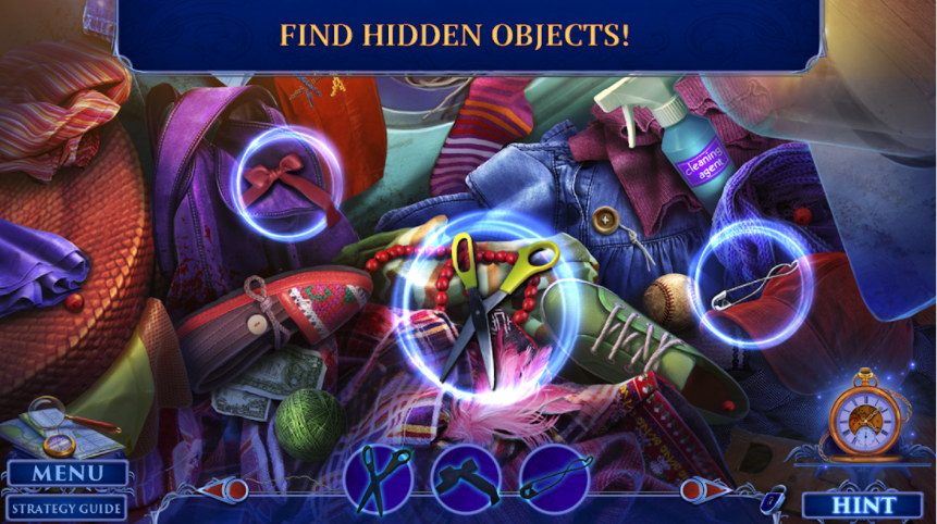Hidden Objects - Fatal Evidence 1 (Free To Play): Review
