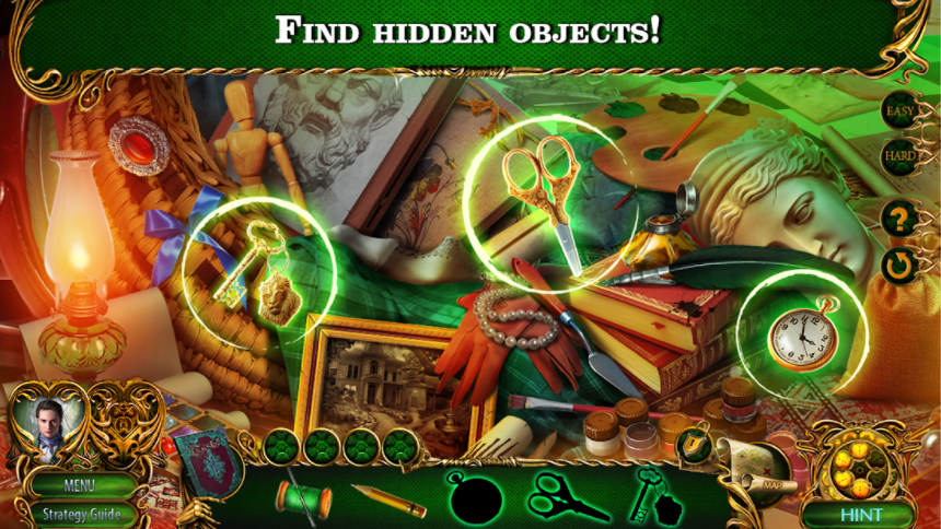 Hidden Objects - Dark Romance 7 (Free To Play): Review