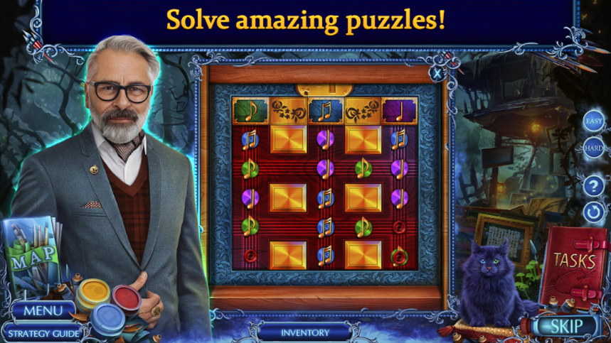 Hidden Objects - Mystery Tales 12 (Free To Play): Review