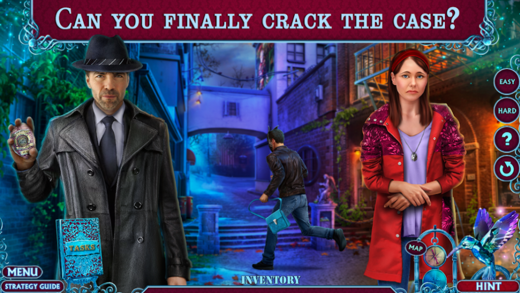 Hidden Objects - Fairy Godmother 1 (Free To Play): Review