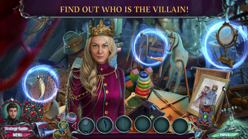 Hidden Objects - Dark Romance 11 (Free to Play): Review