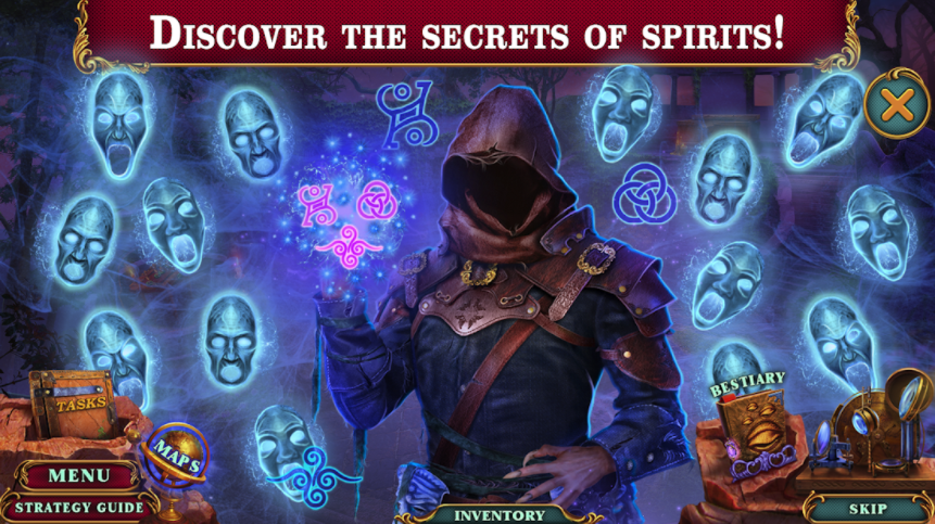 Hidden Objects – Spirit Legends 2 (Free To Play): Review