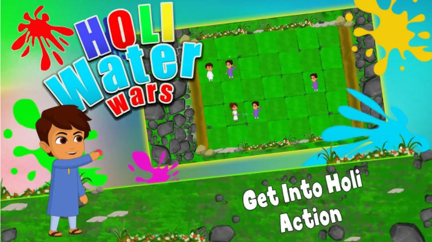 Holi Water Wars: Balloon Fight: Review