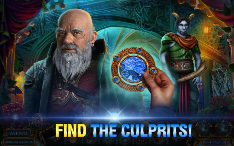 Hidden Object - Secret City 1 (Free to Play): Review