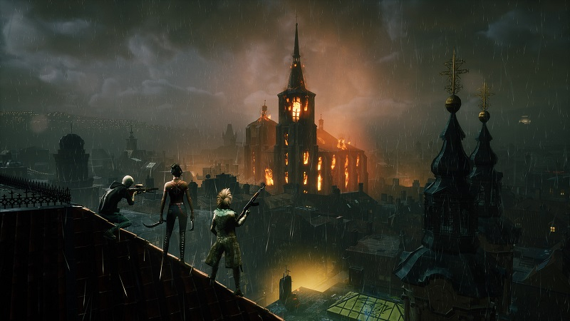 Vampire: The Masquerade Bloodhunt: Preview