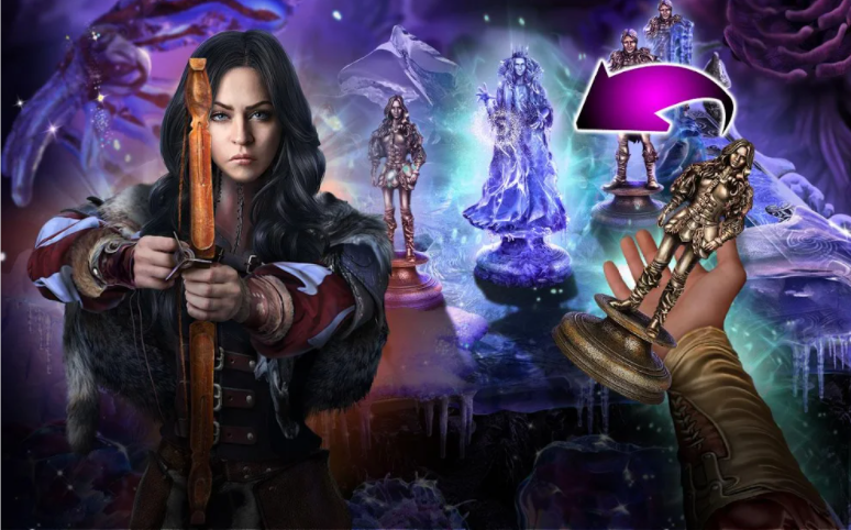 Hidden Object - Dark Romance 8 (Free to Play): Review
