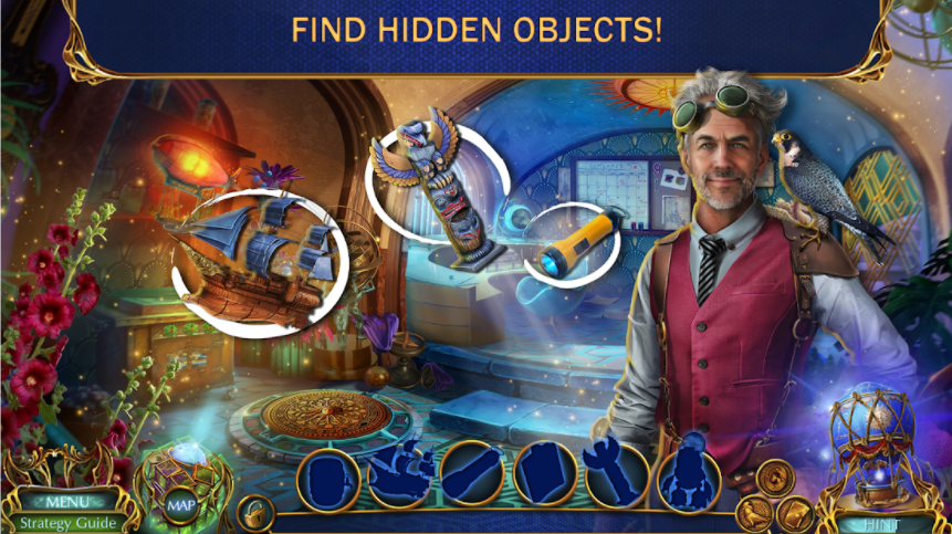 Hidden Objects - Labyrinths Of World: Hearts: Review