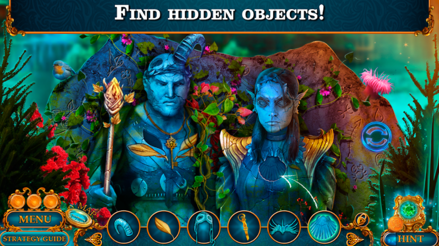 Hidden Objects - Secret City 3(Free To Play): Review
