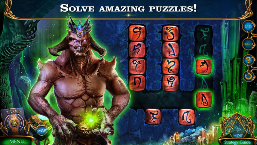 Hidden Object Labyrinths of World 6 (Free To Play): Review