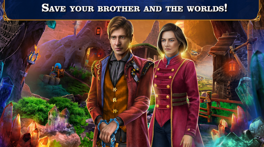 Hidden Object Labyrinths of World 9 (Free to Play): Review