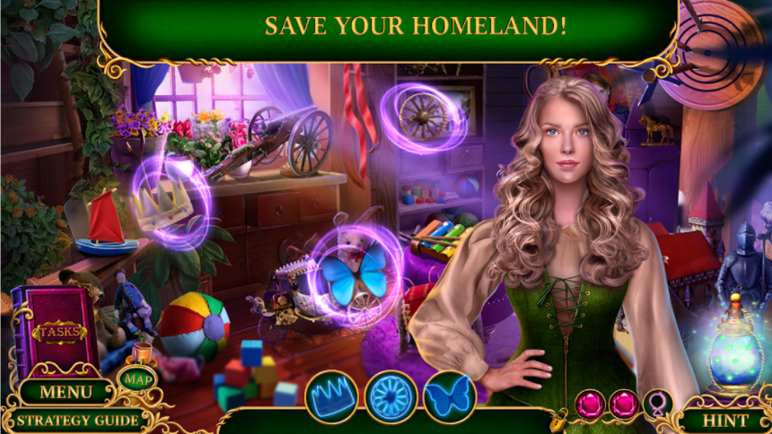 Hidden Objects - Enchanted Kingdom: Master: Review