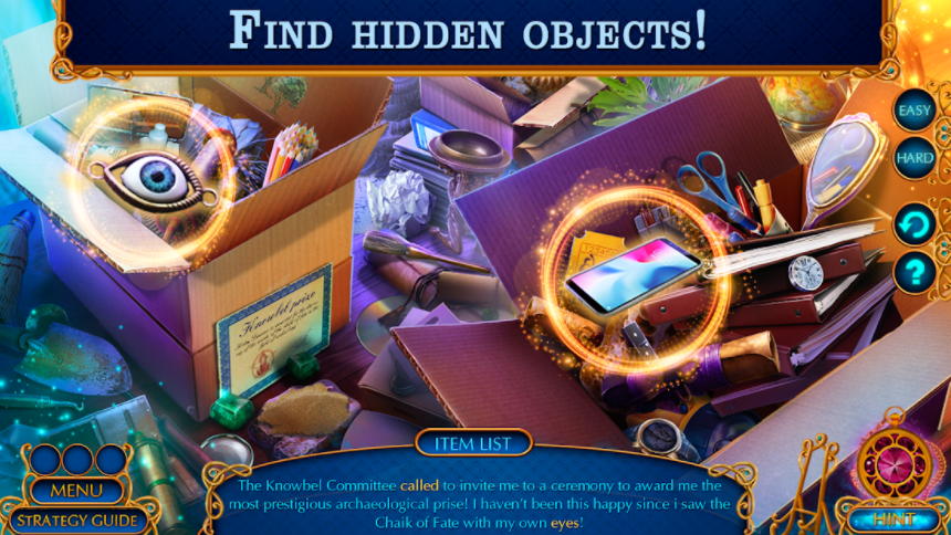 Hidden Objects - Secret City 4 (Free To Play) Review