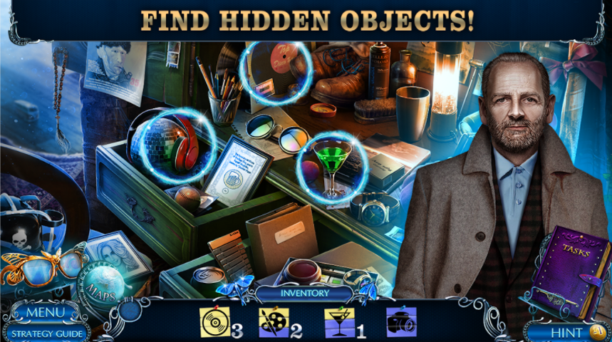 Hidden Objects- Mystery Tales 6( Free To Play): Review