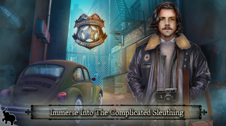 Strange Investigations: Becoming: Review