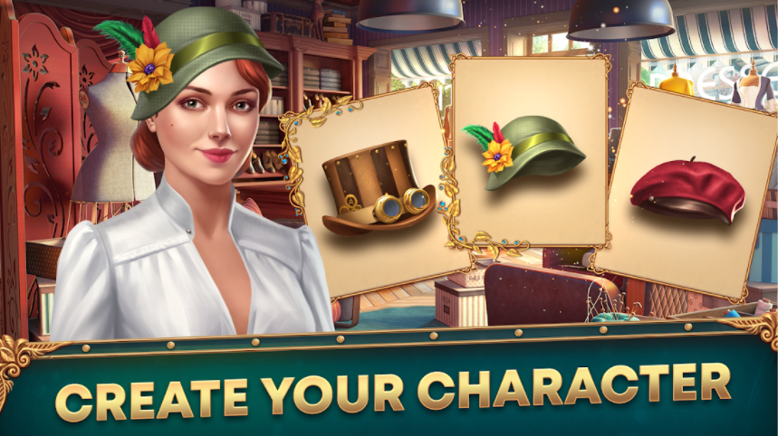 Blackriver Mystery: Hidden Object Adventure Puzzle: Review