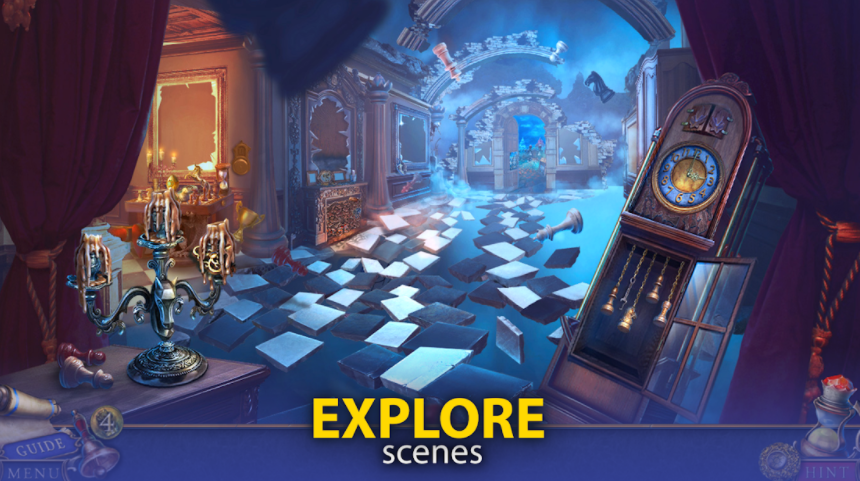 Hidden Objects - Bridge to Another World: Glass: Review