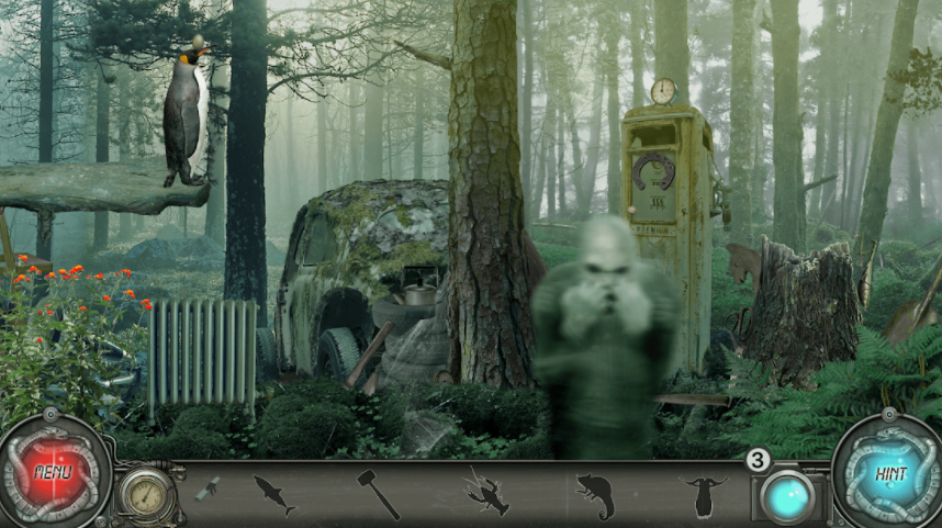 Time Trap 2: Mystery Hidden Object Adventure Games: Review