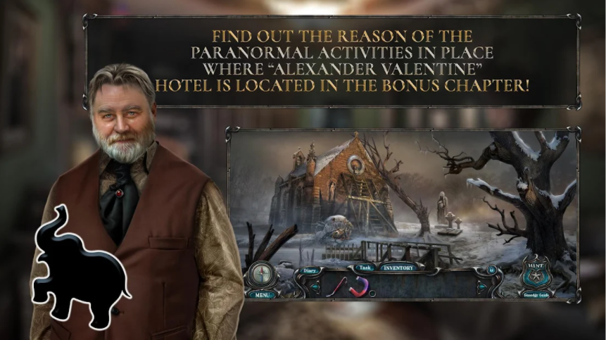 Haunted Hotel: The Evil Inside - Hidden Objects: Review