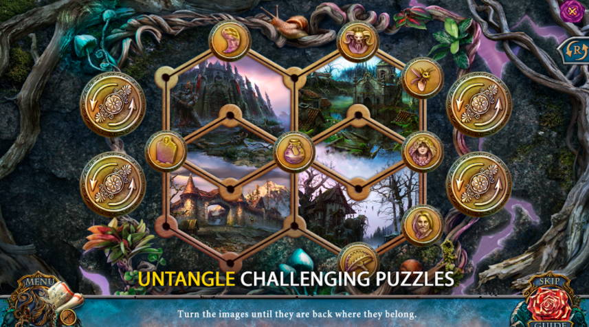 Hidden Objects- Living Legends: Uninvited Guests: Review