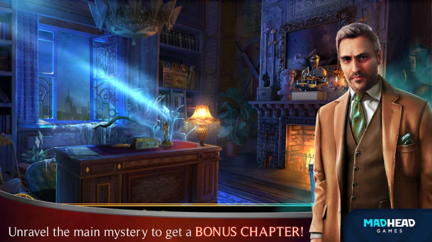 Donna Brave: And The Deathly Tree (Hidden Object): Review