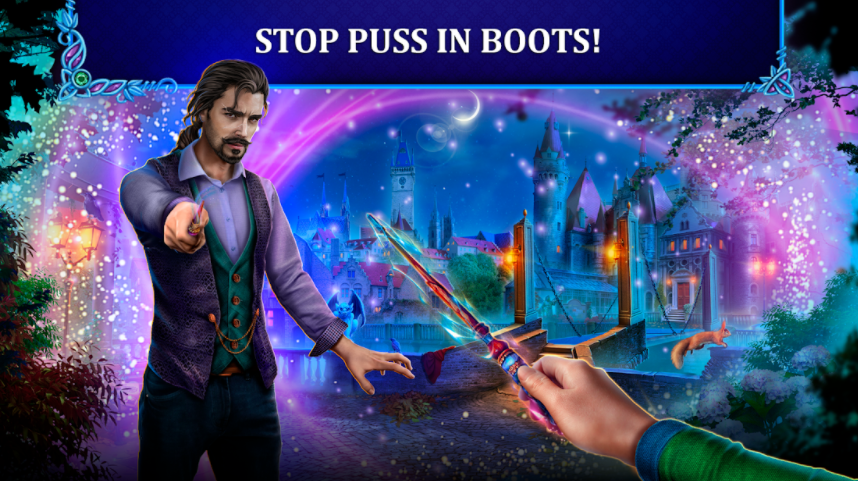 Fairy Godmother: Puss In Boots: Review