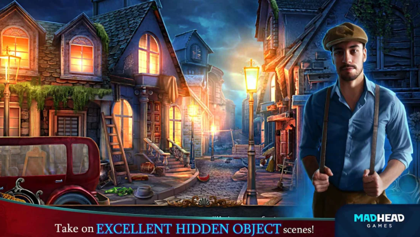Rite of Passage: Bloodlines (Hidden Object): Review