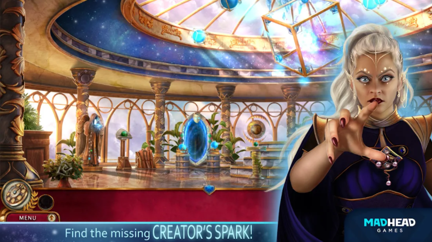 Nevertales: Creator's Spark (Hidden Object Game): Review