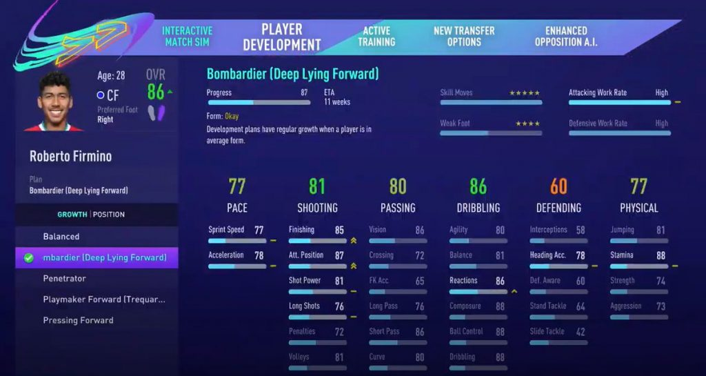 The Top Five New Features In FIFA 22 Career Mode
